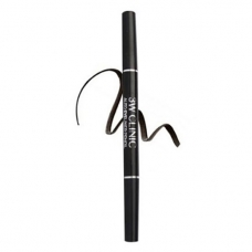 Карандаш для глаз 3W Clinic Auto Eyeliner Pencil #Brown