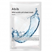 Abib Маска для лица Mild Acidic pH Sheet Mask Aqua Fit 30 мл
