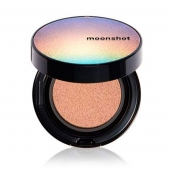 Moonshot Кушон увлажняющий Micro Settingfit Cushion SPF50+ Pa +++ 201 натуральный беж 12 г