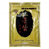 Korean Пластырь Gold Insam Red Ginseng Pad 1уп х 25 шт