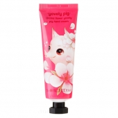 TOS Крем для рук The Orchid Skin Yovely Pig Hand Cream 60 мл