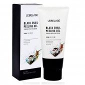 LEBELAGE Пилинг гель для лица Black Snail Peeling Gel 180 мл