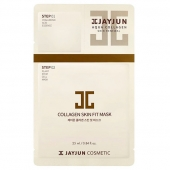 JayJun Маска для лица 2-х этапная с коллагеном JayJun COLLAGEN SKIN FIT MASK 25 мл