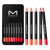 MACQUEEN Карандаш для губ MACQUEEN NEW YORK Retro Velvet Lip Pencil 1.5 г в ассорт.