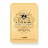 Ottie Гидрогелевые патчи Gold Prestige Resilience Hydrogel Eye Zone Mask (1 пара патчей)