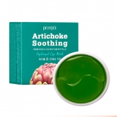 Petitfee Гидрогелевые патчи Artichoke Soothing Hydrogel Eye Mask 60 шт