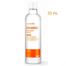 Витаминный тонер-пилинг Aromatica 3% AHA Orange Soft peel toner 50 мл