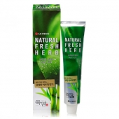 LG Зубная паста Bamboo Salt Natural Fresh Herb Toothpaste 160 г