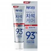 Median Зубная паста Dental IQ 93% Toothpaste White 120 г
