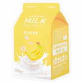 Apieu Тканевая маска Banana Milk One-Pack 21 мл