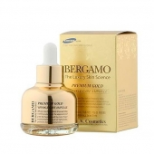 Сыворотка для лица Bergamo the Luxury Skin Science Premium Gold Wrinkle Care Ampoule Serum 30ml 3271