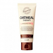 Calmia Пилинг-скатка для лица Oatmeal Therapy Peeling Gel 100 мл