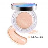 The Art:cell Кушон увлажняющий Aurora Pearl Tension Cushion SPF50 + PA ++++ тон 21 16 г