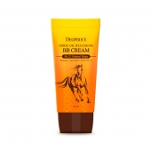 Deoproce ВВ крем Horse oil hyalurone BB cream SPF50+/PA+++ тон 21 60 г