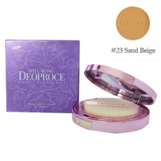 Пудра компактная Deoproce Well-Being Essence Powder Pact Тон 23 18 г