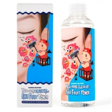 Тонер-пилинг Elizavecca Hell-Pore Clean Up AHA Fruit Toner 200 мл