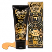 Elizavecca Маска-пленка Hell-Pore Longolongo Gold Gronique Mask Pack 100 мл