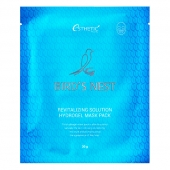 Esthetic House Гидрогелевая маска для лица Birds Nest Revitalizing Hydrogel Mask Pack 28 мл