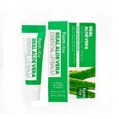 FarmStay Бальзам для губ Real Aloe Vera Essential Lip Balm 10 мл
