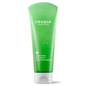 Frudia Пенка-скраб для умывания Green Grape Pore Control Scrub Cleansing Foam 145 мл