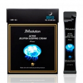 JMSolution Маска для лица ночная Active Jellyfish Sleeping Cream 4 мл