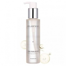 Гидрофильное масло Klavuu Pure Pearlsation Divine Pearl Cleansing Oil 150 мл