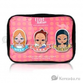 Косметичка Vanity case from Yet pink