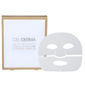 Маска гидрогелевая Cel-Derma Ha Yoo Mi pack Anti-wrinkle Hydrogel Mask Ⅲ