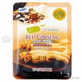 Листовая маска Eco Mask Sheet Red Ginseng 23ml