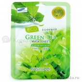 Листовая маска Eco Mask Sheet Green Tea 23ml