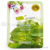 Листовая маска Eco Mask Sheet Herb 23ml