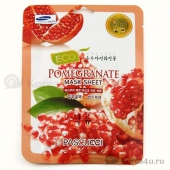 Листовая маска Eco Mask Sheet Pomegranate 23ml