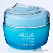 Увлажняющий крем Nature Republic Super Aqua Max Presidio