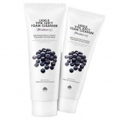 Пена для умывания Lioele Vita Juicy Foam Cleanser Blueberry 150ml 2515