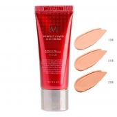 MS BB крем Missha M Perfect Cover BB Cream SPF 42 PA+++ 20ml № 21