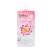 MS Пилинг-маска для лица MISSHA Pure Source Pocket Pack (Lotus) 10 мл