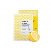 Маска Mizon Vita Lemon Sparkling Powder 17g/12g 3149