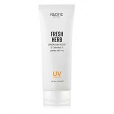 Солнцезащитный крем Nacific Fresh Herb Origin Sun Block SPF50+ PA++++ 50 мл