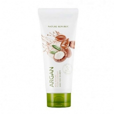 Пенка для умывания Nature Republic Real Nature Argan Foam Cleanser