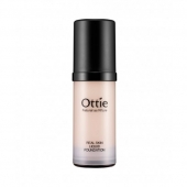 Ottie База под макияж Ottie Real Skin Liquid Foundation #1 31 мл