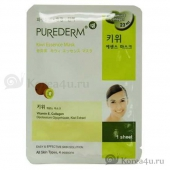 Маска Purederm Kiwi Essence Mask