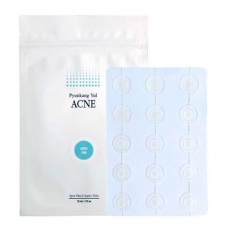 Патчи от воспалений Pyunkang Yul Acne Spot Patch Super Thin 15 шт