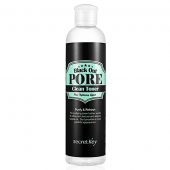 Тонер для пор Secret Key Black Out Pore Clean Toner 250ml 3051