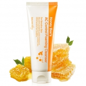 Пенка для умывания Secret Key Honey Bee's AC Control Foaming Cleanser 150g 2298