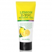 Пилинг для лица Secret Key Lemon D-Toc Peeling Gel 120ml 2301