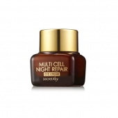 Крем для век Secret Key Multi Cell Night Repair Eye Cream 15g