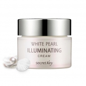 Крем для лица Secret Key White Pearl Illuminating Cream 50g