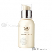 Праймер для бархатной кожи The Face Shop Face It Primer Velvet Skin