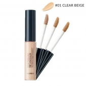 The Saem Консилер Cover Perfection Tip Concealer 01. Clear Beige 6,5г