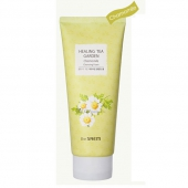 Пена с ромашкой The Saem Healing Tea Garden Chamomile Cleansing Foam 170ml
